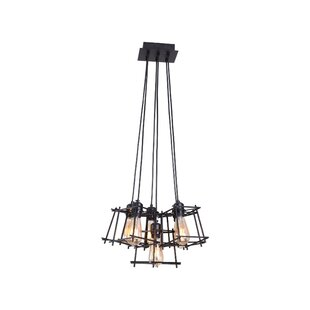 Roux 6-Light Cluster Pendant by Williston Forge