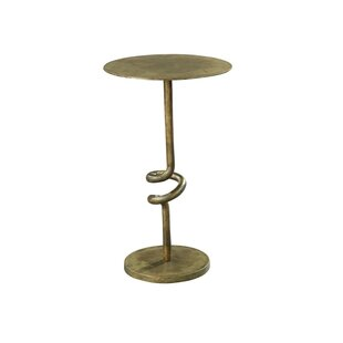 Overby End Table by World Menagerie