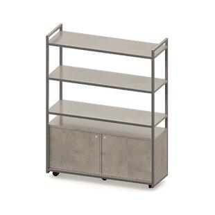 Deakins Bookcase By Ebern Designs