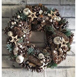 Stars 35cm Wreath Image