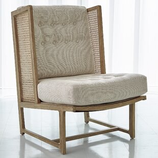 Palm Desert Wingback Chair by Studio A Home