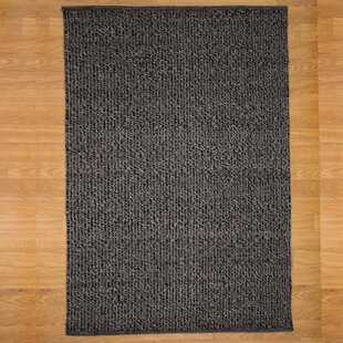 Deals Black/Gray Bordeaux Area Rug By Natural Area Rugs