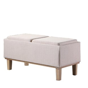 Rafal Upholstered Storage Bench by Ophelia & Co. Looking for