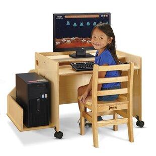 JontiCraft Manufactured Wood 24 Student Computer Desk