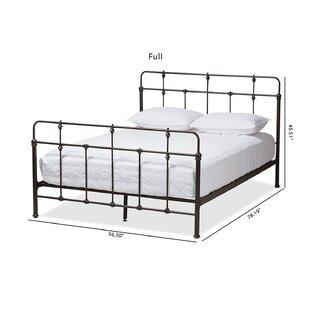 Kesha Platform Bed