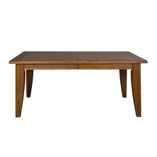Industry Extendable Dining Table Greyleigh