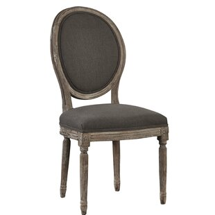 Spenzia Upholstered Dining Chair (Set of 2) by Furniture Classics