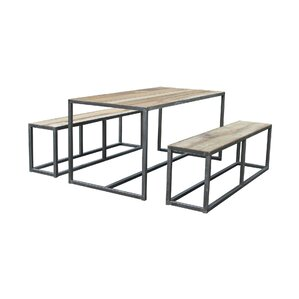 3 Piece Pub Table Set by BIDKhome