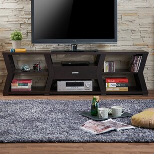 Latitude Run Swanner TV Stand for TVs up to 70