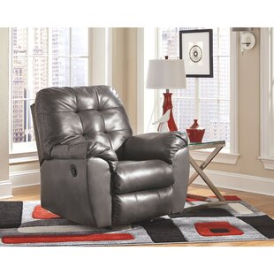 Manual Rocker Recliner by Signature Design by Ashley