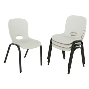 Children Stacking Chair (Set Of 4) By Lifetime