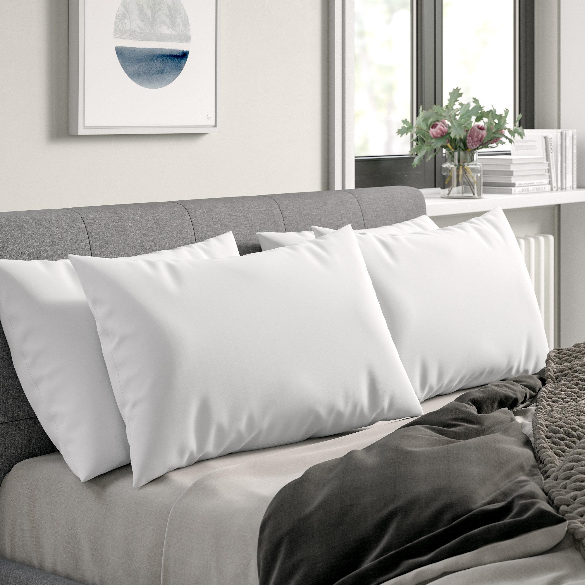 Slumberdown Big Hugs Hypoallergenic Medium Support Pillow