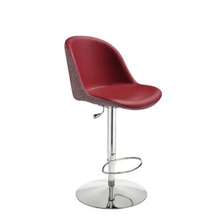 Sonny Adjustable Height Swivel Bar Stool