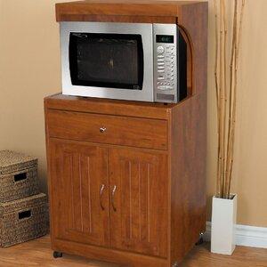 Weybossett Microwave Cart