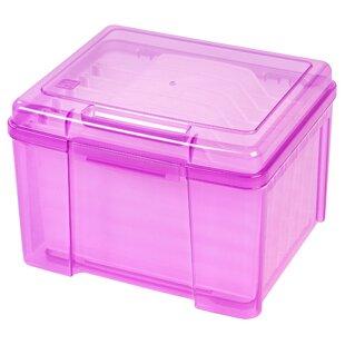 Pink Storage Boxes, Bins, Baskets U0026 Buckets Youu0027ll Love | Wayfair