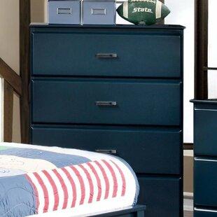 Kromer 4 Drawer Standard Dresser
