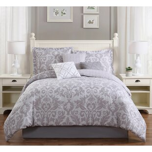 Welford 7 Piece Reversible Comforter Set