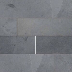 montauk x slate field tile in blackgray