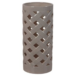 Darby Home Co Wethersfield Criss Cross Umbrella Stand