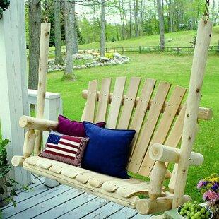 Porch Swing by Lakeland Mills