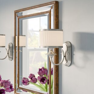 Harwinton 1-Light Bath Sconce by Three Posts