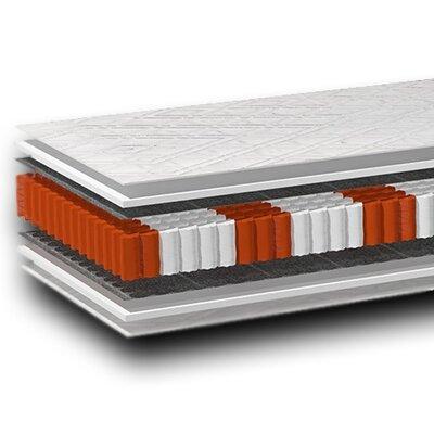 7-Zonen Taschenfederkernmatratze 1200   Schlafzimmer > Matratzen > Federkernmatratzen   ClearAmbient