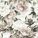Joellen Dutch Floral Peony Blossom Classical Removable Wallpaper Roll by Isabelle & Max™