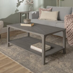 Bargain Schrimsher Coffee Table by Gracie Oaks Reviews (2019) & Buyer's Guide