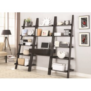 Crandall Ladder Bookcase by Winston Porter