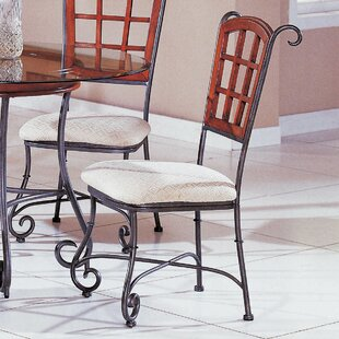 Jordan Side Chair (Set of 2) Fleur De Lis Living