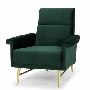 Buy luxury Fowey Armchair by Everly Quinn Reviews (2019) & Buyer's Guide