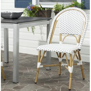 Charisse Stacking Dining Chair (Set Of 2) By Sol 72 Outdoor
