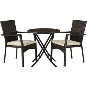 Modern Outdoor Bistro Tables | AllModern
