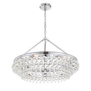 Willa Arlo Interiors Devanna 6-Light Chandelier
