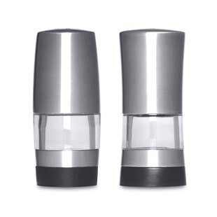 Mini Salt and Pepper Shaker Set
