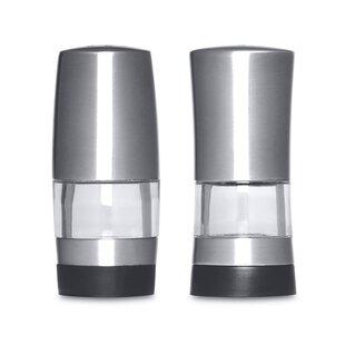 Mini Salt and Pepper Shaker Set