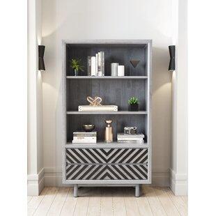 Vicente Standard Bookcase By Brayden Studio
