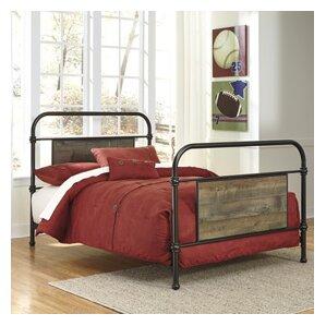 Twin Panel Customizable Bedroom Set