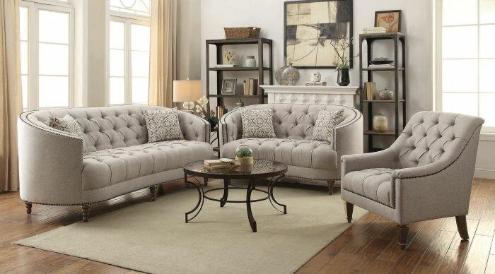 Alcott Hill Hayhurst 3 Piece Living Room Set Wayfair