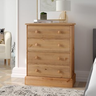 Wadley 4 Drawer Chest By Alpen Home