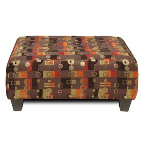 Chandler Ottoman by dCOR design