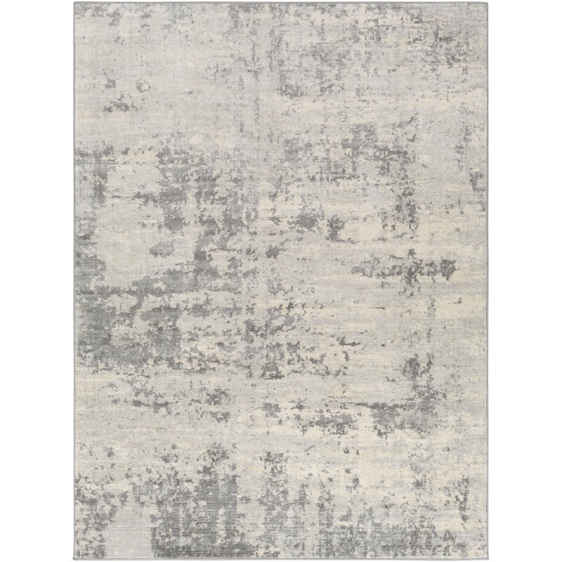 Manzanares Beige/Gray Rug