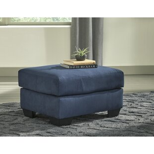 Torin Cocktail Ottoman by Andover Mills