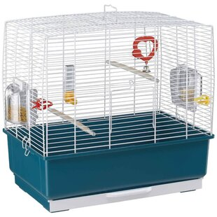 Candice Top Bird Cage with Removable Tray by Archie & Oscar