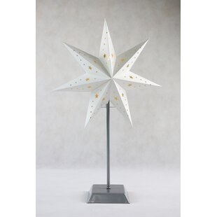 20-Light White Star Lamp By The Seasonal Aisle