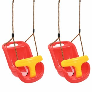 Waterman Baby Swings With Safety Belt (Set Of 2) By Freeport Park