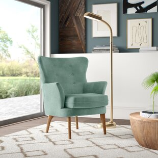 Armonk Armchair by Mercury Row Spacial Price