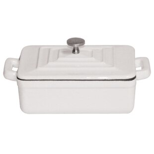 Tabletop Cookware Rectangular Casserole (Set of 3)