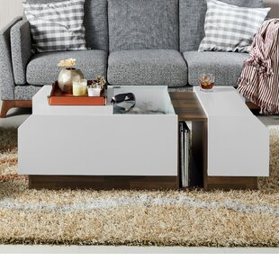 Portola Modern Coffee Table by Wrought Studio