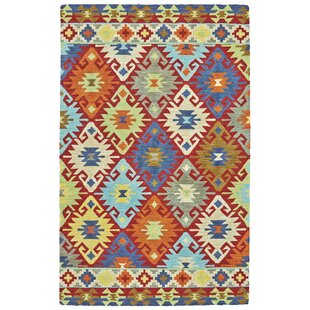 Farlend Hand Tufted Sunset Indoor/Outdoor Area Rug